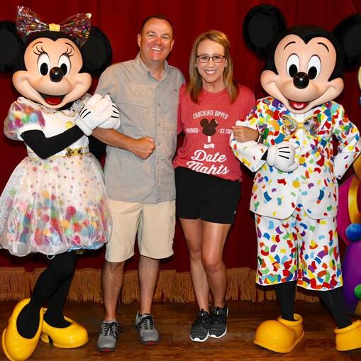 Chris & Holly Moore Disney Travel Planners