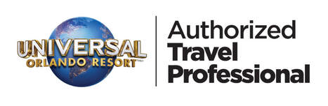 Universal Authorized Travel Professional, Universal Studios Travel Agent, Universal Orlando Resort Authorized Travel Professional